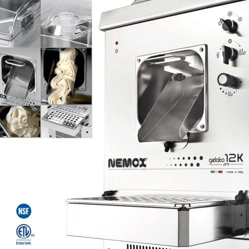 ice cream machines 12k