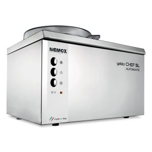 gelato making machine chef 5l