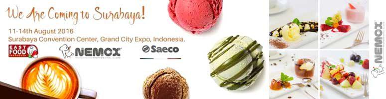 East Food Indonesia 2016