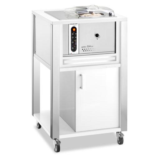 gelato machine commercial