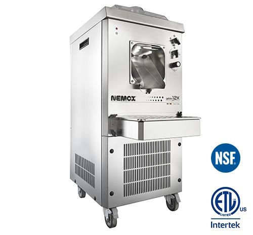 macchine da gelato manuali