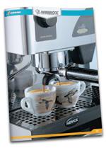 catalogo macchine per caffe